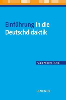 Einführung in die Deutschdidaktik