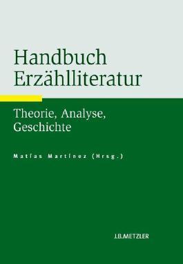 Handbuch Erzählliteratur