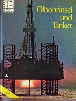 Ölbohrinsel und Tanker