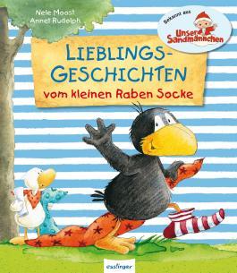 Der kleine Rabe Socke: Lieblingsgeschichten vom kleinen Raben Socke
