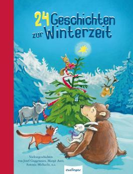 24 Geschichten zur Winterzeit