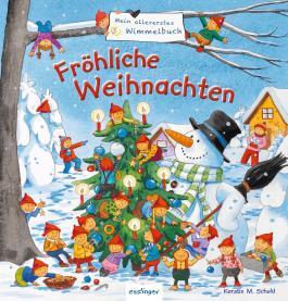 Mein allererstes Wimmelbuch – Fröhliche Weihnachten
