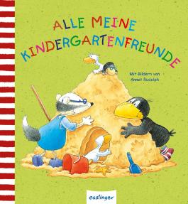Der kleine Rabe Socke: Alle meine Kindergartenfreunde
