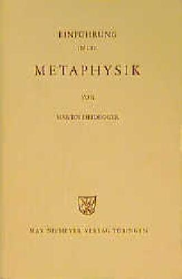 Einführung in die Metaphysik