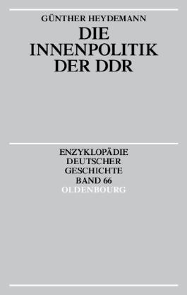 Die Innenpolitik der DDR