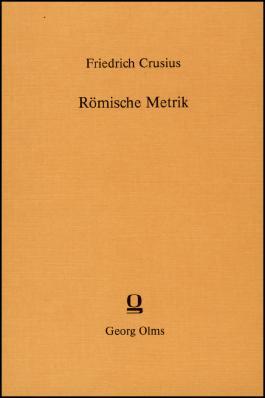 Römische Metrik