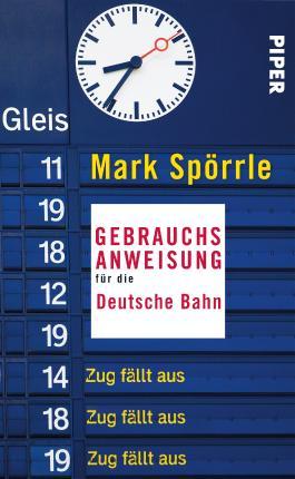 Gebrauchsanweisung für die Deutsche Bahn