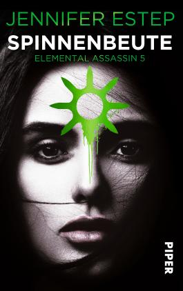 Elemental Assassin - Spinnenbeute
