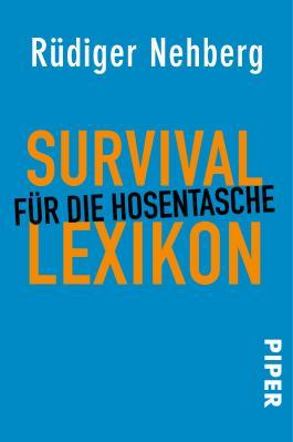 Survival-Lexikon für die Hosentasche