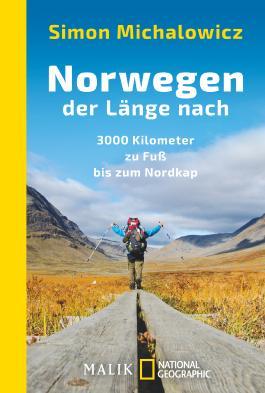 Norwegen der Länge nach