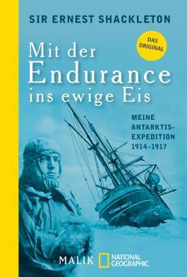 Mit der Endurance ins ewige Eis