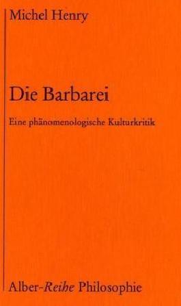 Die Barbarei