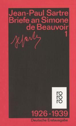 Briefe an Simone de Beauvoir. Band 1