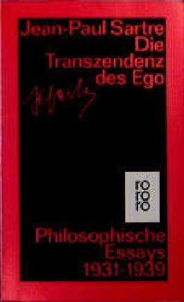 Die Transzendenz des Ego