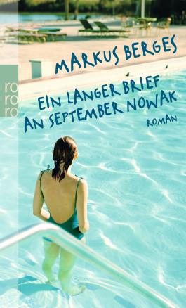 Ein langer Brief an September Nowak