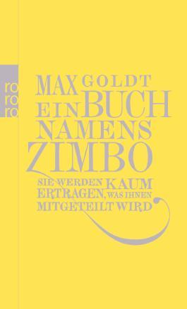 Ein Buch namens Zimbo