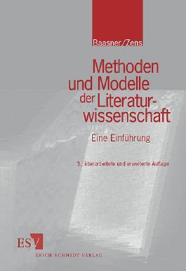 Methoden und Modelle der Literaturwissenschaft