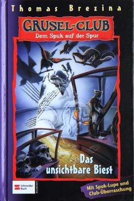Grusel-Club - Dem Spuk auf der Spur, Band 03