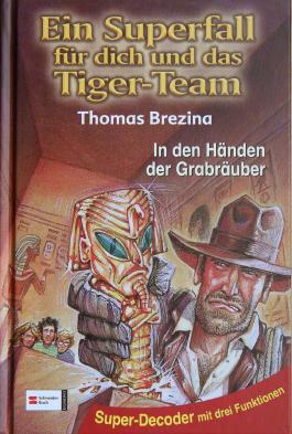 Tiger-Team Superfall, Band 04