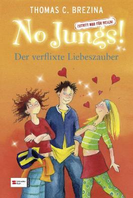 No Jungs! Band 3: Der verflixte Liebeszauber