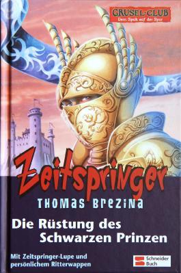 Grusel-Club Zeitspringer, Band 02