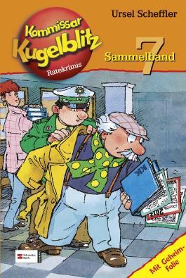 Kommissar Kugelblitz Sammelband 07