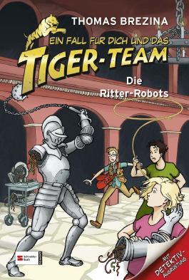Ein Fall für dich und das Tiger-Team - Band 4