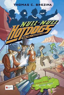 Hot Dogs - Bahn frei! Wilder Witz!