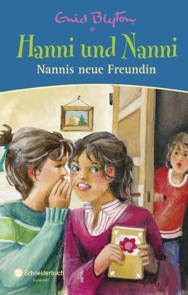 Hanni und Nanni - Nannis neue Freundin