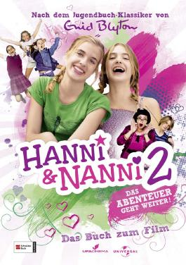 Hanni & Nanni - Das Buch zum Film 02