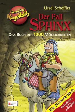 Kommissar Kugelblitz - Der Fall Sphinx