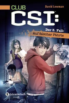 CLUB CSI: Der 3. Fall