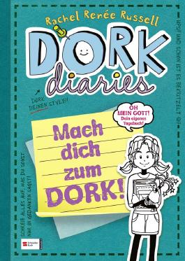 DORK Diaries - Mach dich zum DORK!