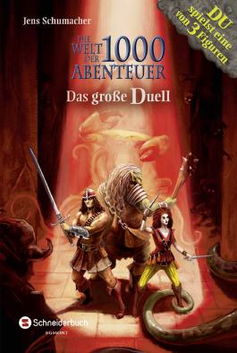 Die Welt der 1000 Abenteuer, Band 08