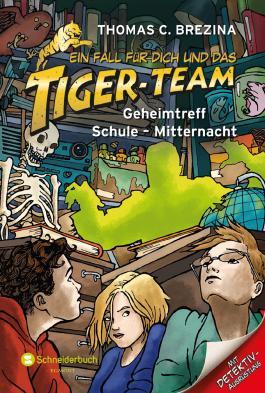 Ein Fall für dich und das Tiger-Team, Band 40