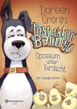 Inspektor Barney - Ein Hunde-Krimi, Band 02