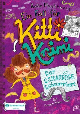 Ein Fall für Kitti Krimi, Band 08