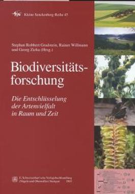 Biodiversitätsforschung - Die Entschlüsselung der Artenvielfalt in Raum und Zeit