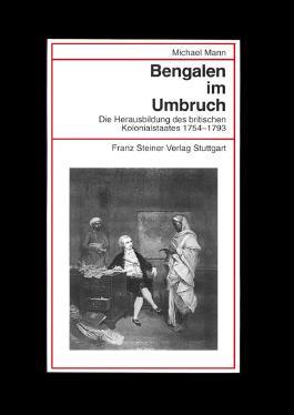 Bengalen Im Umbruch