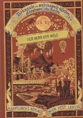 Der Herr der Welt  (Reprint Hartleben)