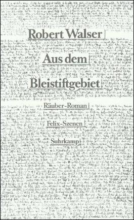 Räuber-Roman. Felix-Szenen