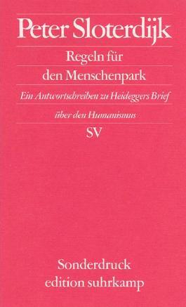 Regeln für den Menschenpark