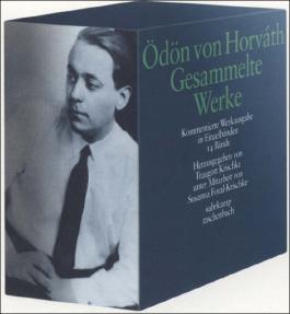 Gesammelte Werke. Kommentierte Werkausgabe in Einzelbänden