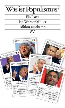 Was ist Populismus?: Ein Essay (edition suhrkamp)