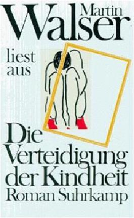 Martin Walser liest »Die Verteidigung der Kindheit«