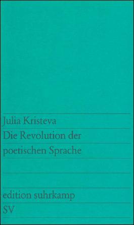 Die Revolution der poetischen Sprache