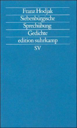 Siebenbürgische Sprechübung