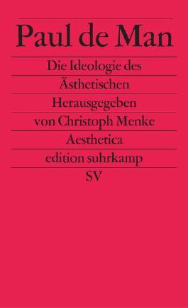 Die Ideologie des Ästhetischen