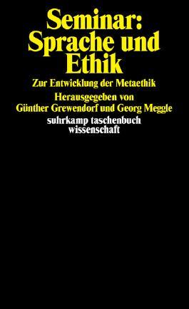 Seminar: Sprache und Ethik