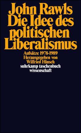 Die Idee des politischen Liberalismus